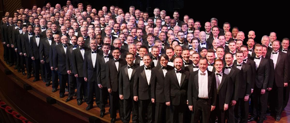 New York City : Gay Men's Chorus