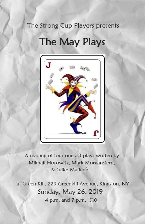 The May Plays, May 26
