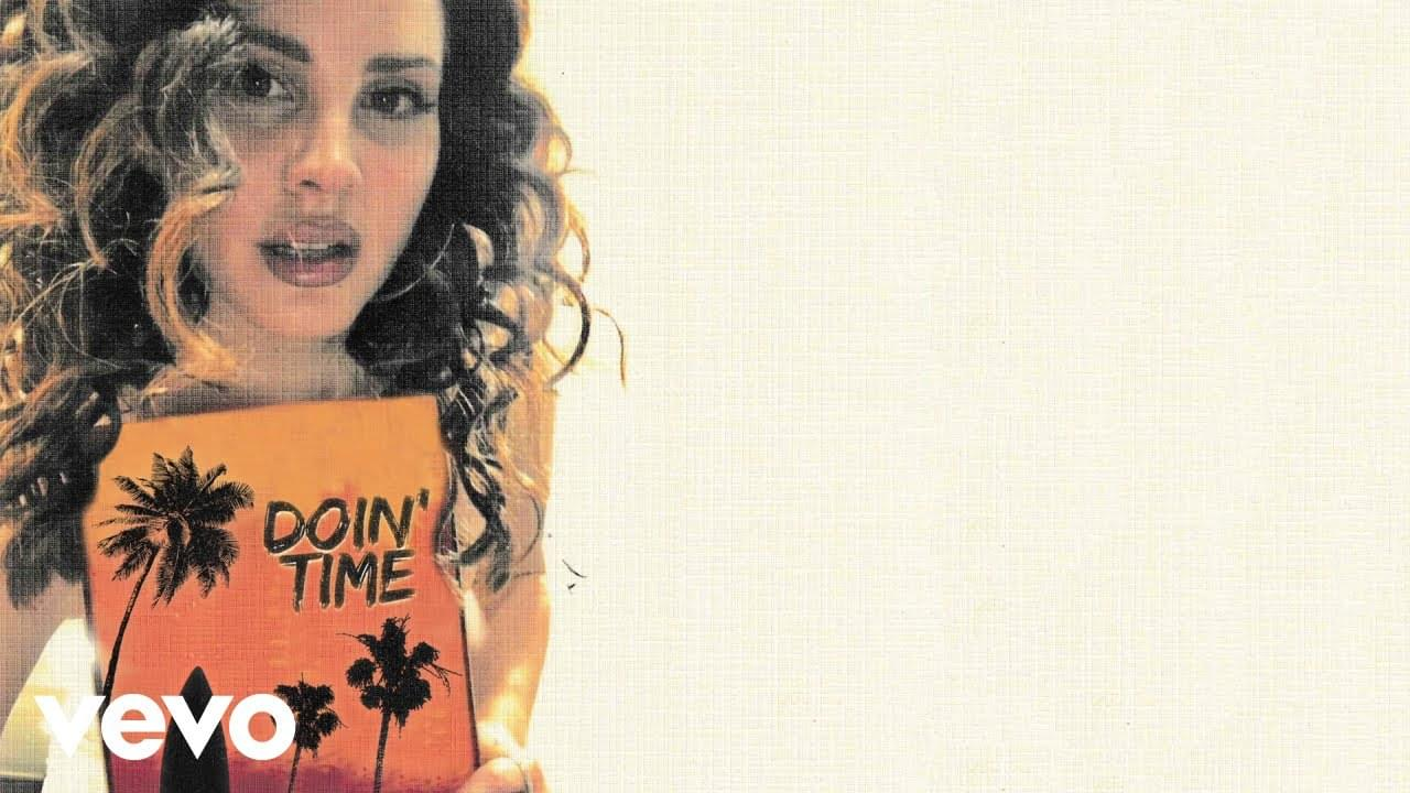 HEAR WHAT'S NEW: Lana Del Rey – Doin' Time