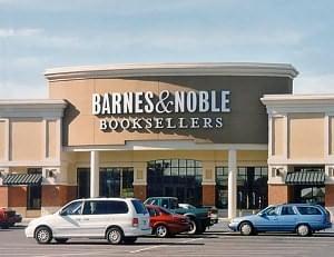 Fun Workshop at Barnes & Noble