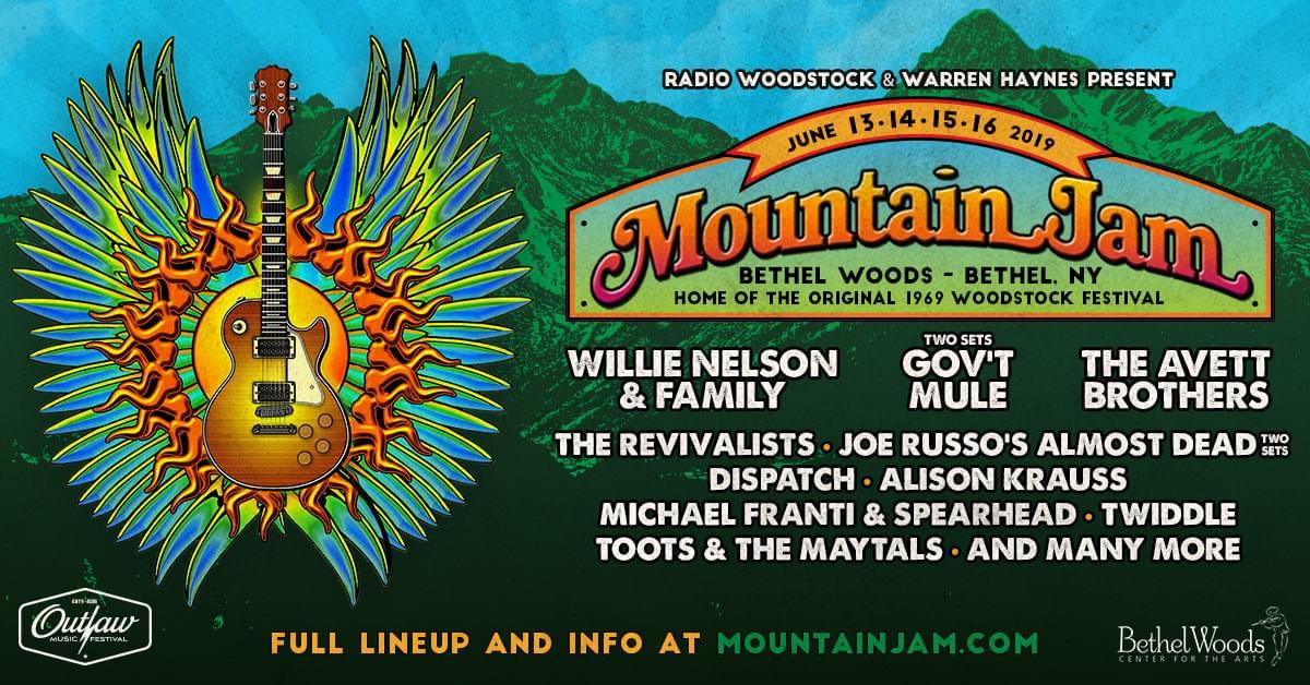 Mountain Jam 2019 – Yard Sale, 6/15/19