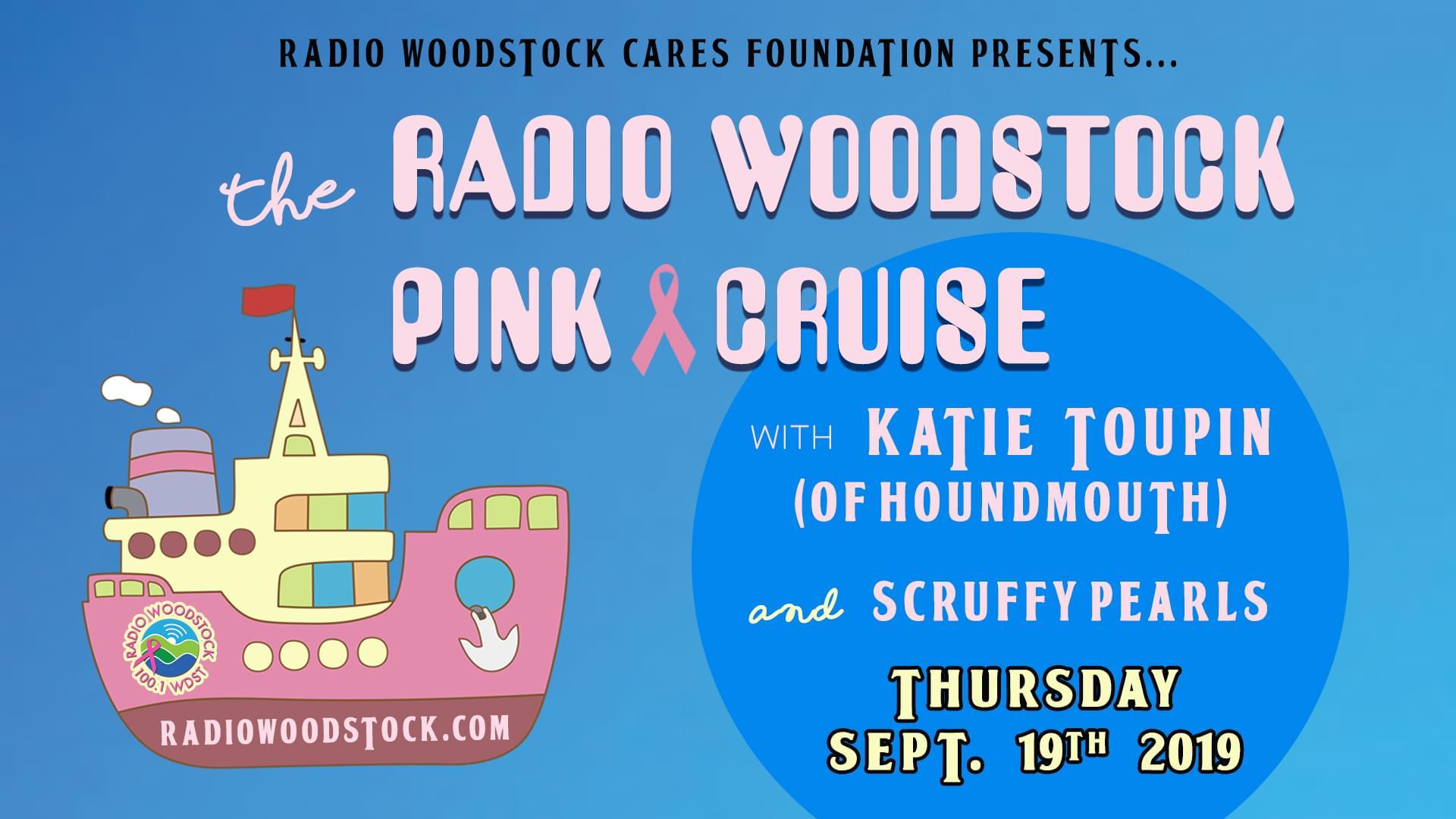 Radio Woodstock PINK Cruise