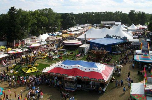 Radio Woodstock Carload Night at the Ulster County Fair