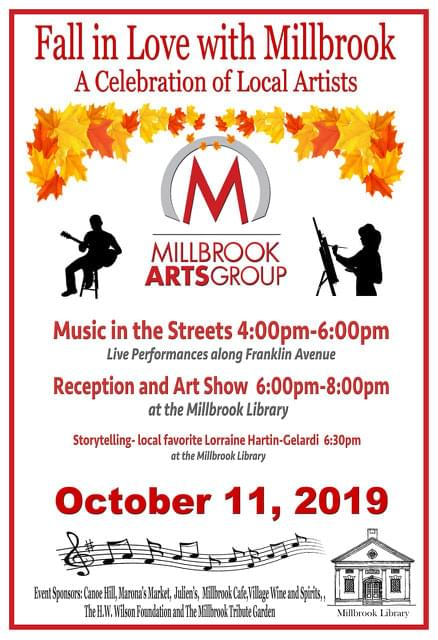 Fall in Love with Millbrook