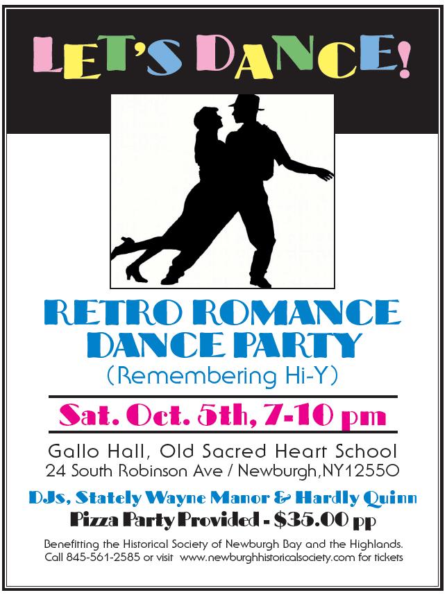Retro Romance Dance Party