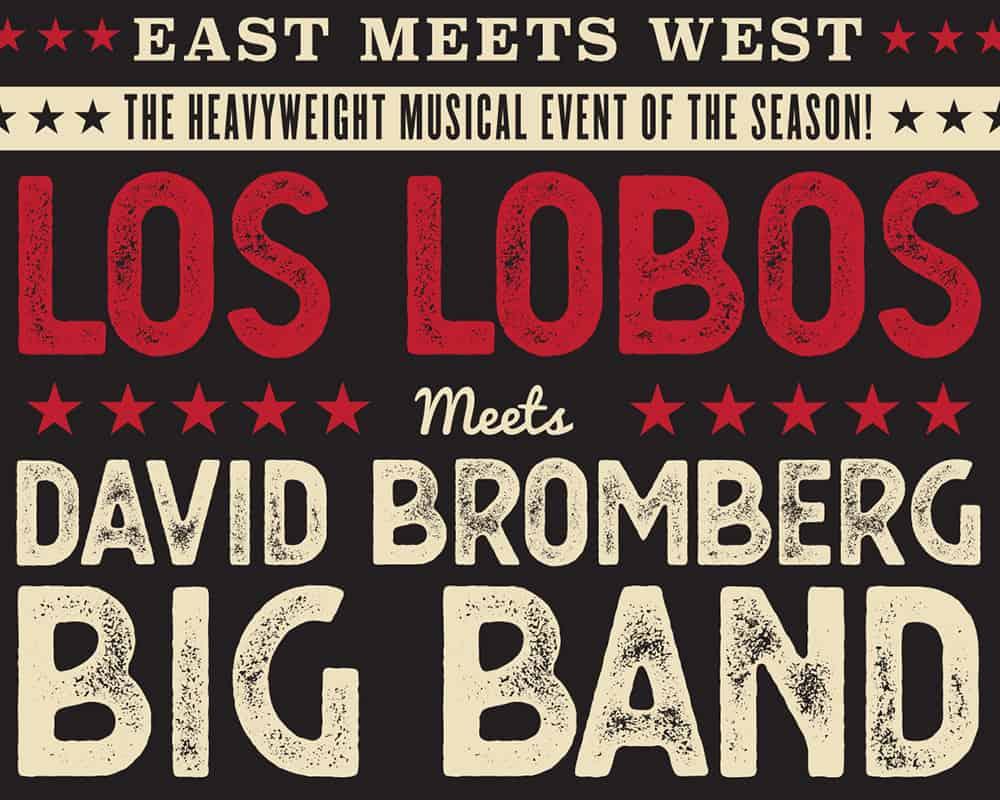 David Bromberg Big Band/los Lobos