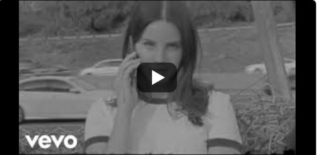 VIDEO: Lana Del Rey – Mariners Apartment Complex