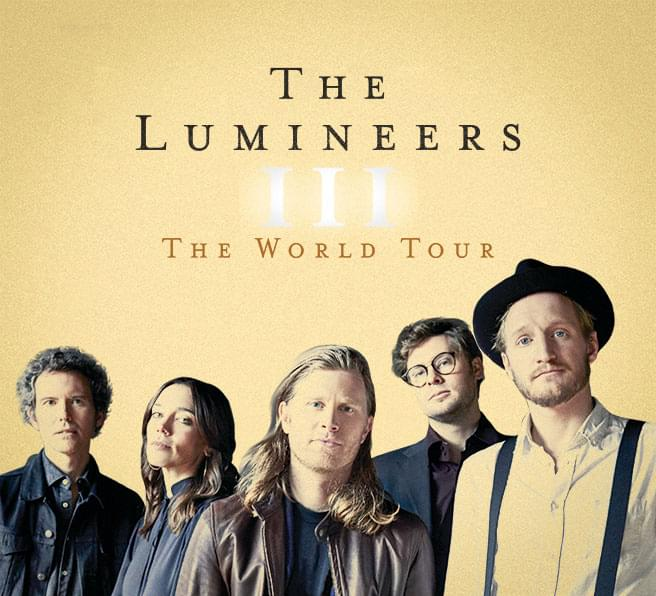 The Lumineers | Barclay's Center | Brooklyn, NY