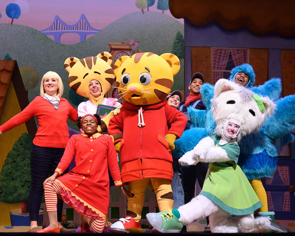 Daniel Tiger's Neighborhood Live | UPAC | Kingston, NY