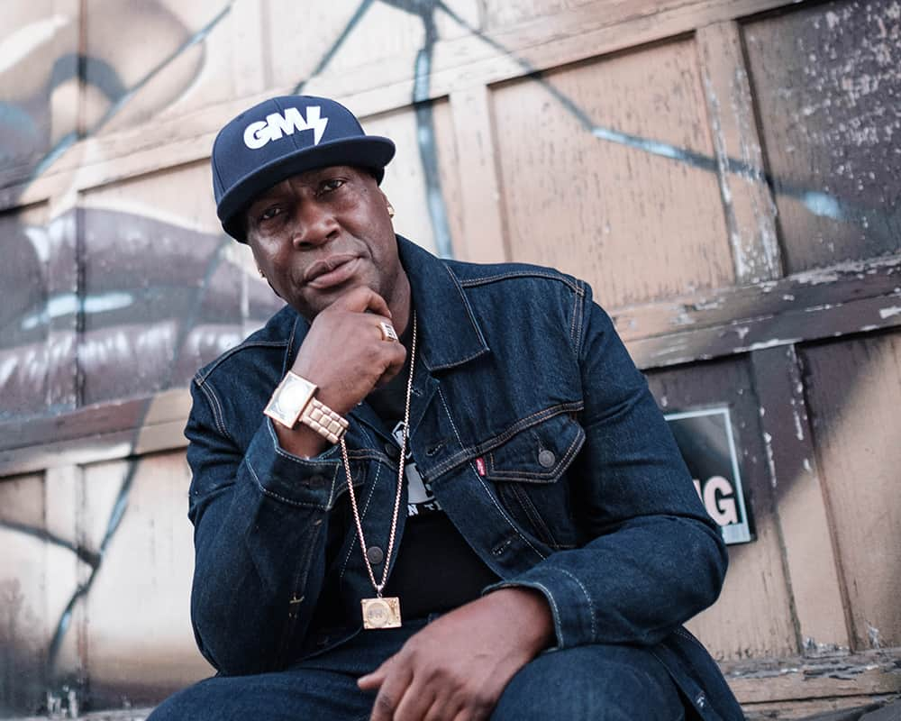 Grandmaster Flash | UPAC | Kingston, NY
