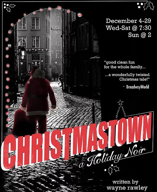 Christmastown: A Holiday Noir