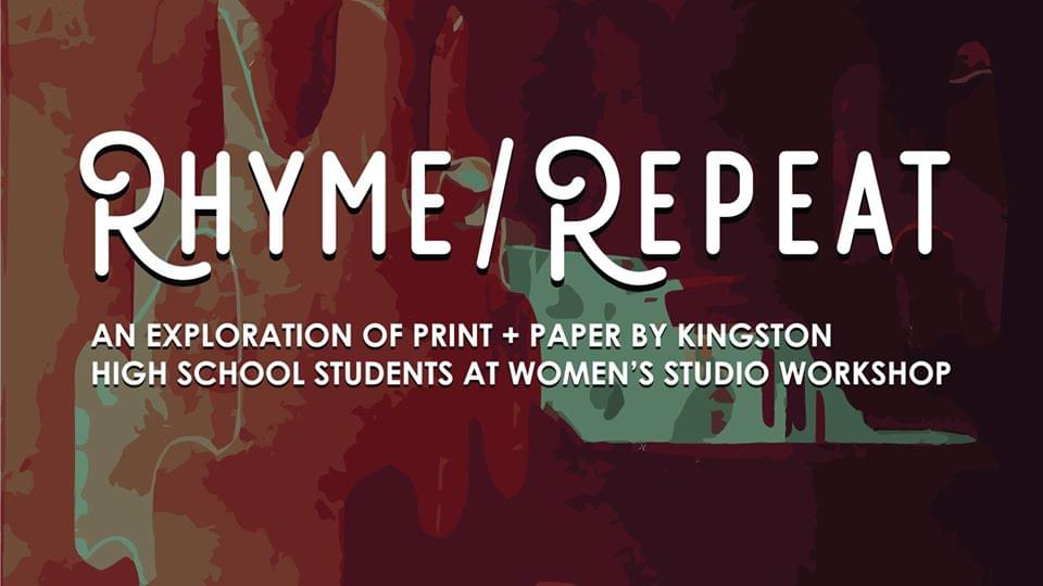 Opening Reception for Rhyme/Repeat