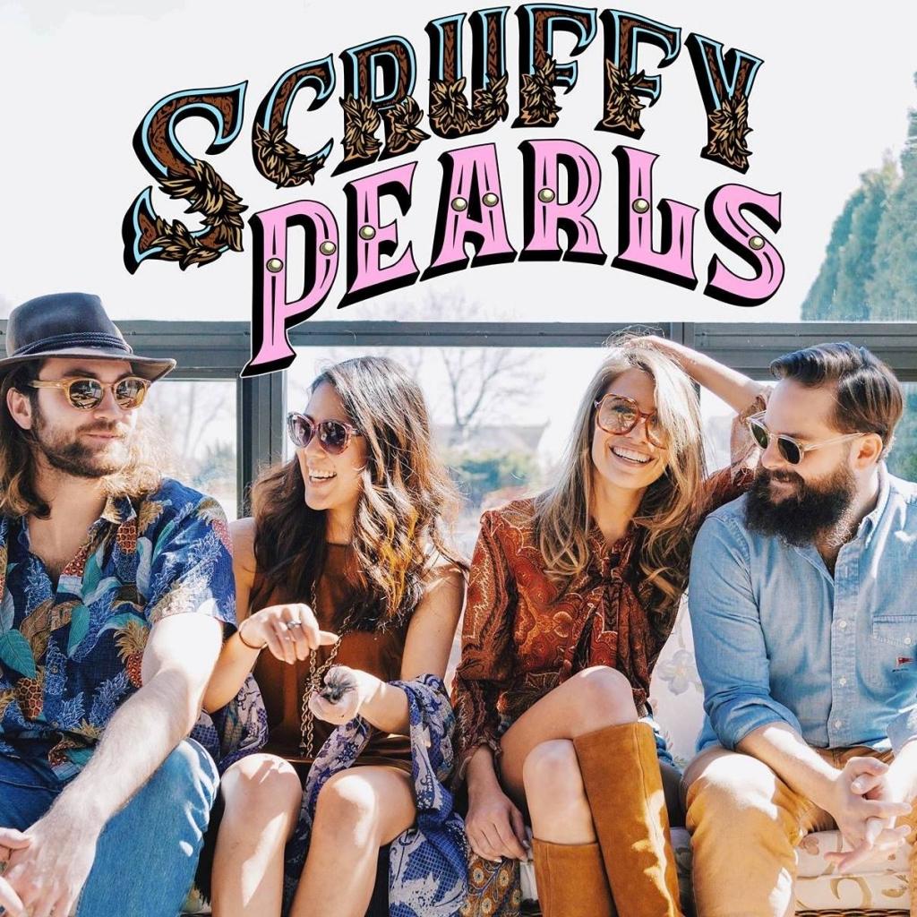 Scruffy Pearls Top 5