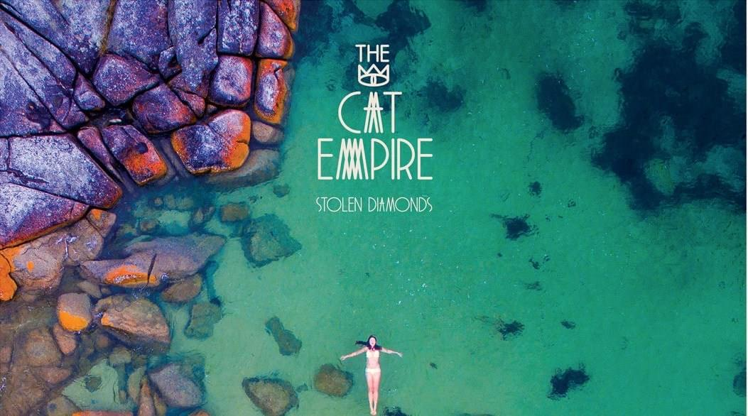ALBUM OF THE WEEK: The Cat Empire – Stolen Diamonds
