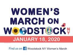 Maria-Elena Conte (Town of Woodstock Deputy Supervisor) – 1/15/20