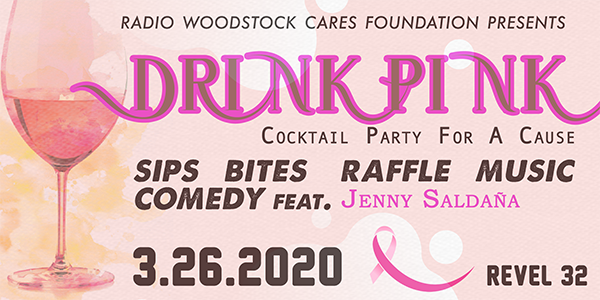 Drink Pink – A Cocktail Party for A Cause