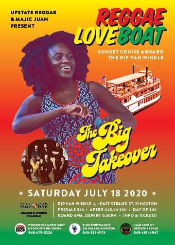 Reggae Love Boat