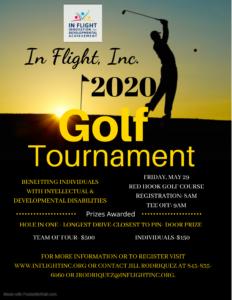 In Flight, Inc Golf Tournament