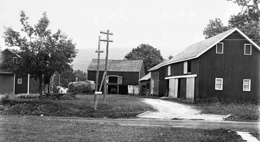 Lost Catskill Farm Afternoon