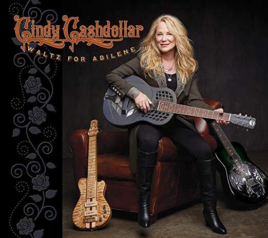 ALBUM OF THE WEEK: Cindy Cashdollar – Waltz For Abilene