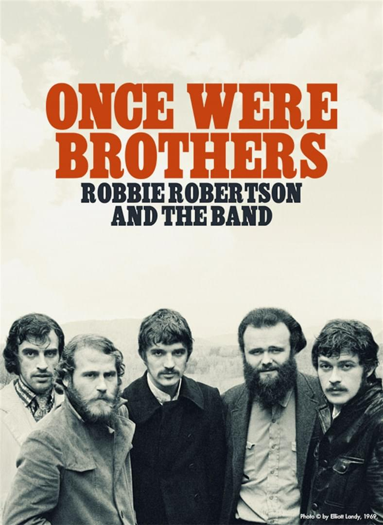 Robbie Robertson – April 2020