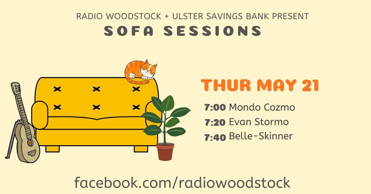 WDST + USB Present: Sofa Sessions