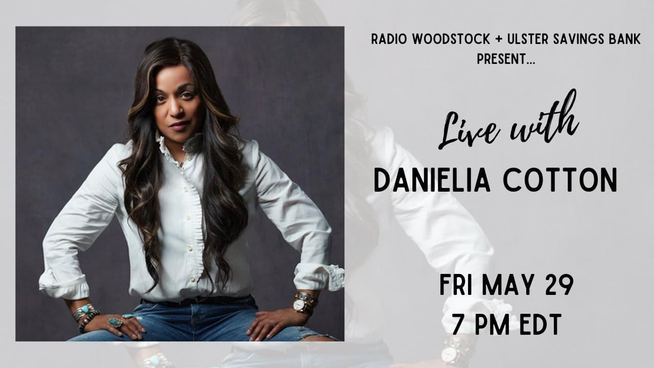 WDST + USB Present: Live with Danielia Cotton