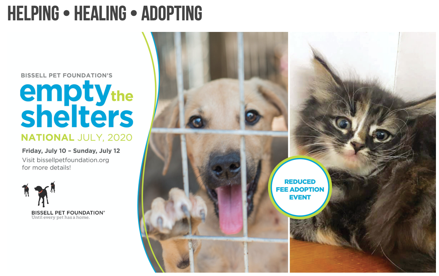 Ulster County SPCA Empty the Shelters