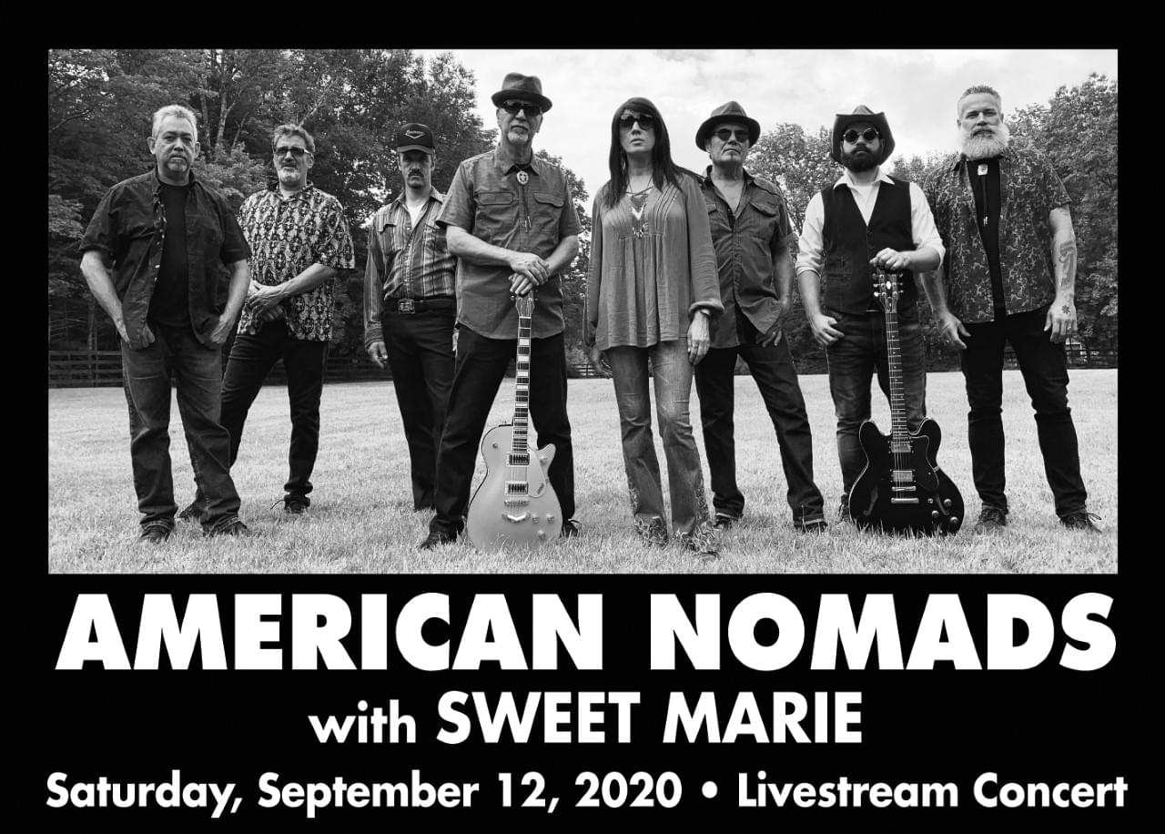 American Nomads on Live at 5, 9-11-20