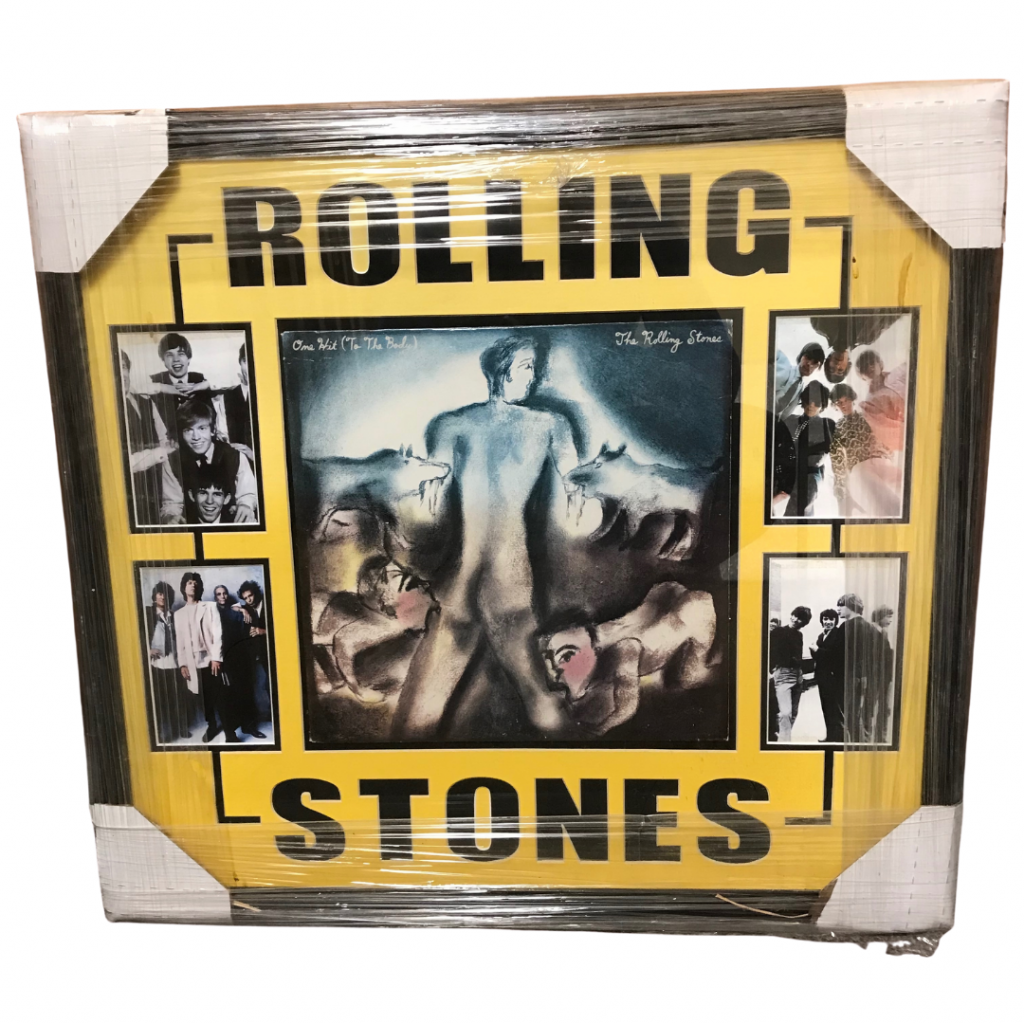 Rolling Stones One Hit to the Body
