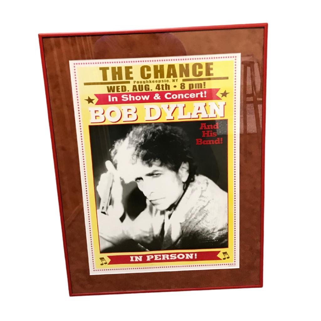 Bob Dylan 2004 Chance