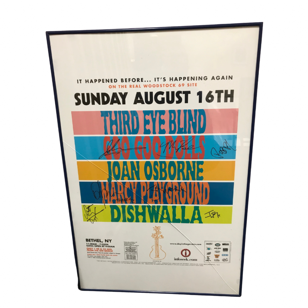 Day in The Garden 8/16/98 (Signed)