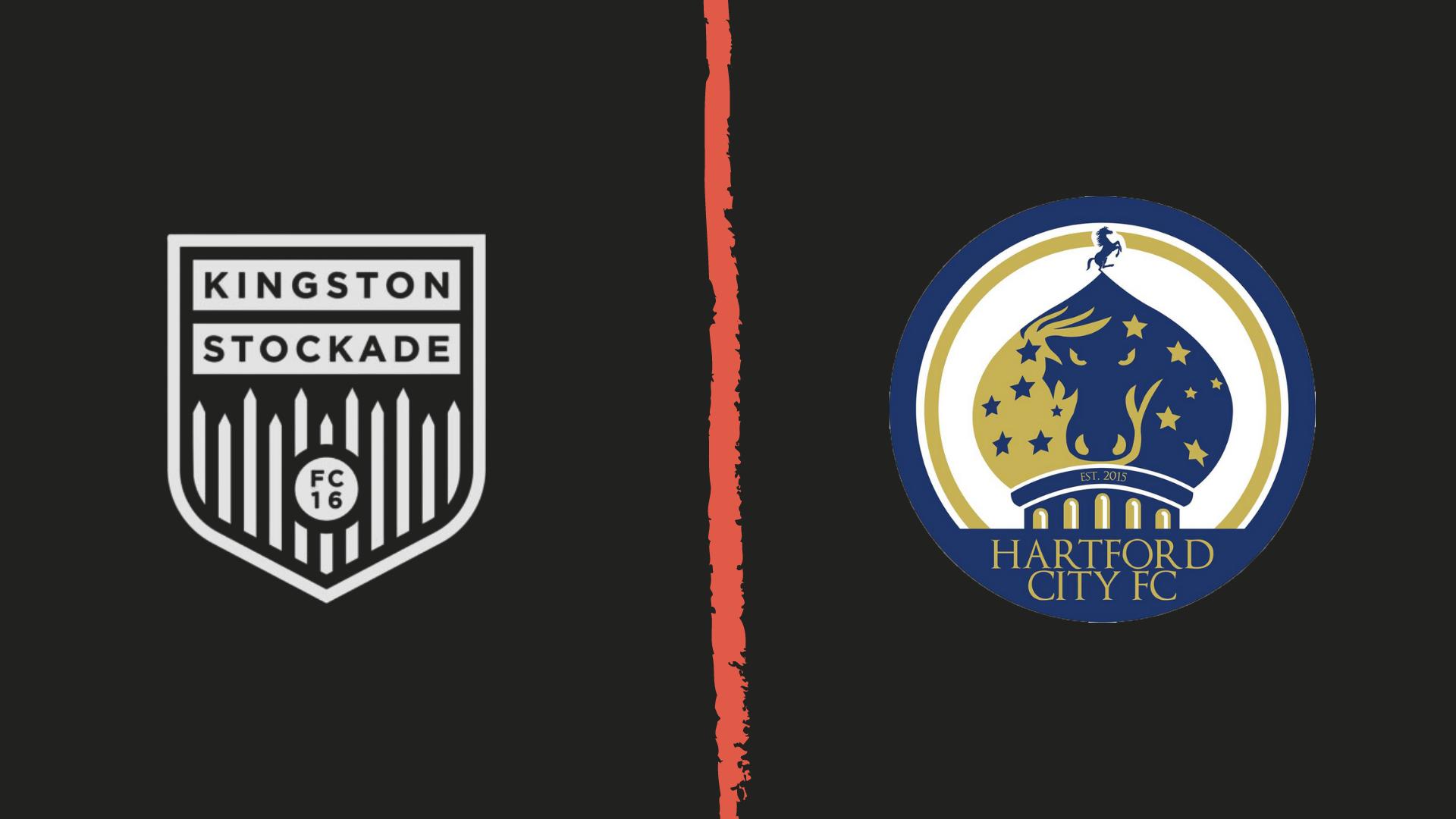 Kingston Stockade FC vs Hartford City