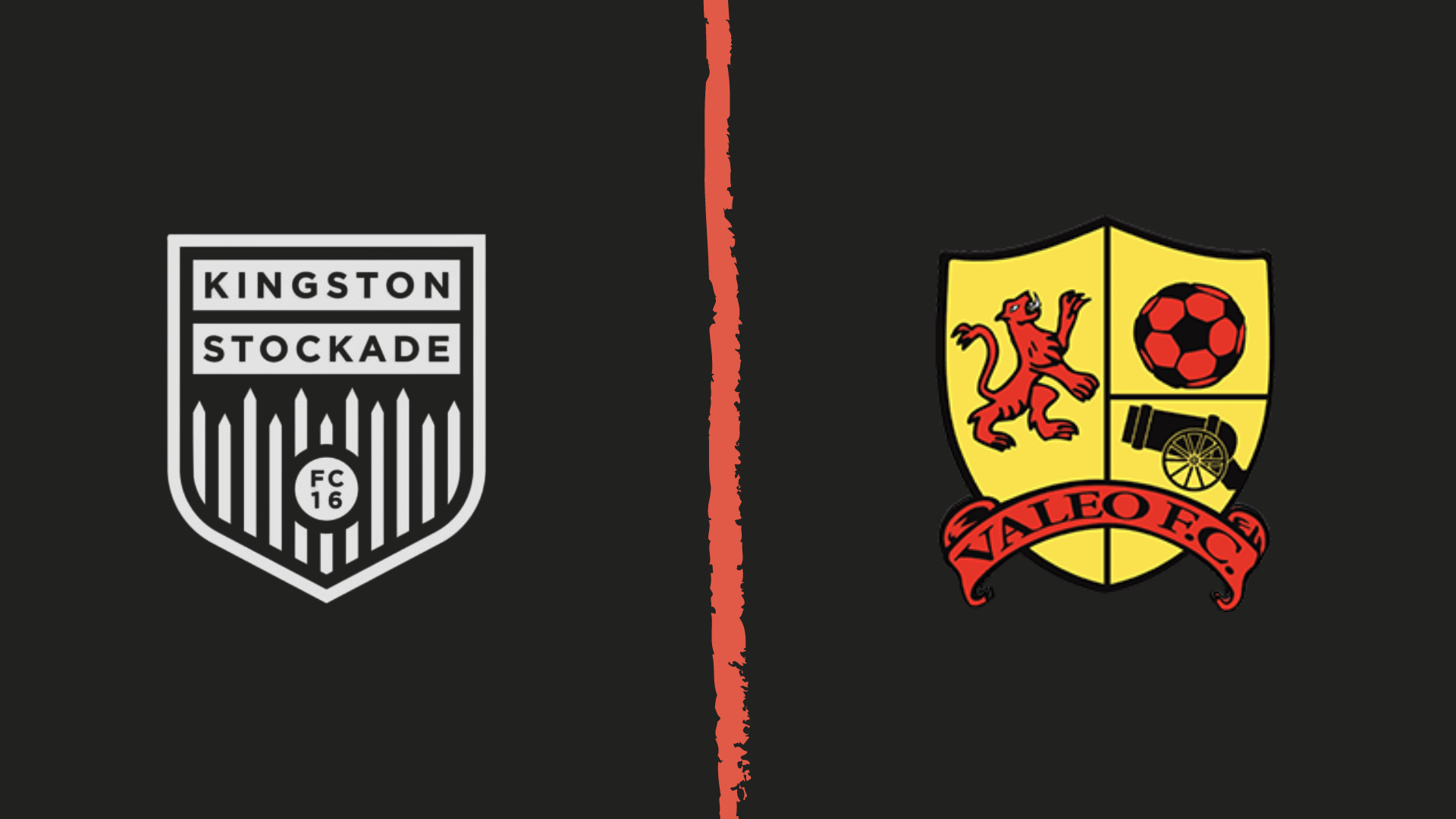 Kingston Stockade FC vs Valeo FC