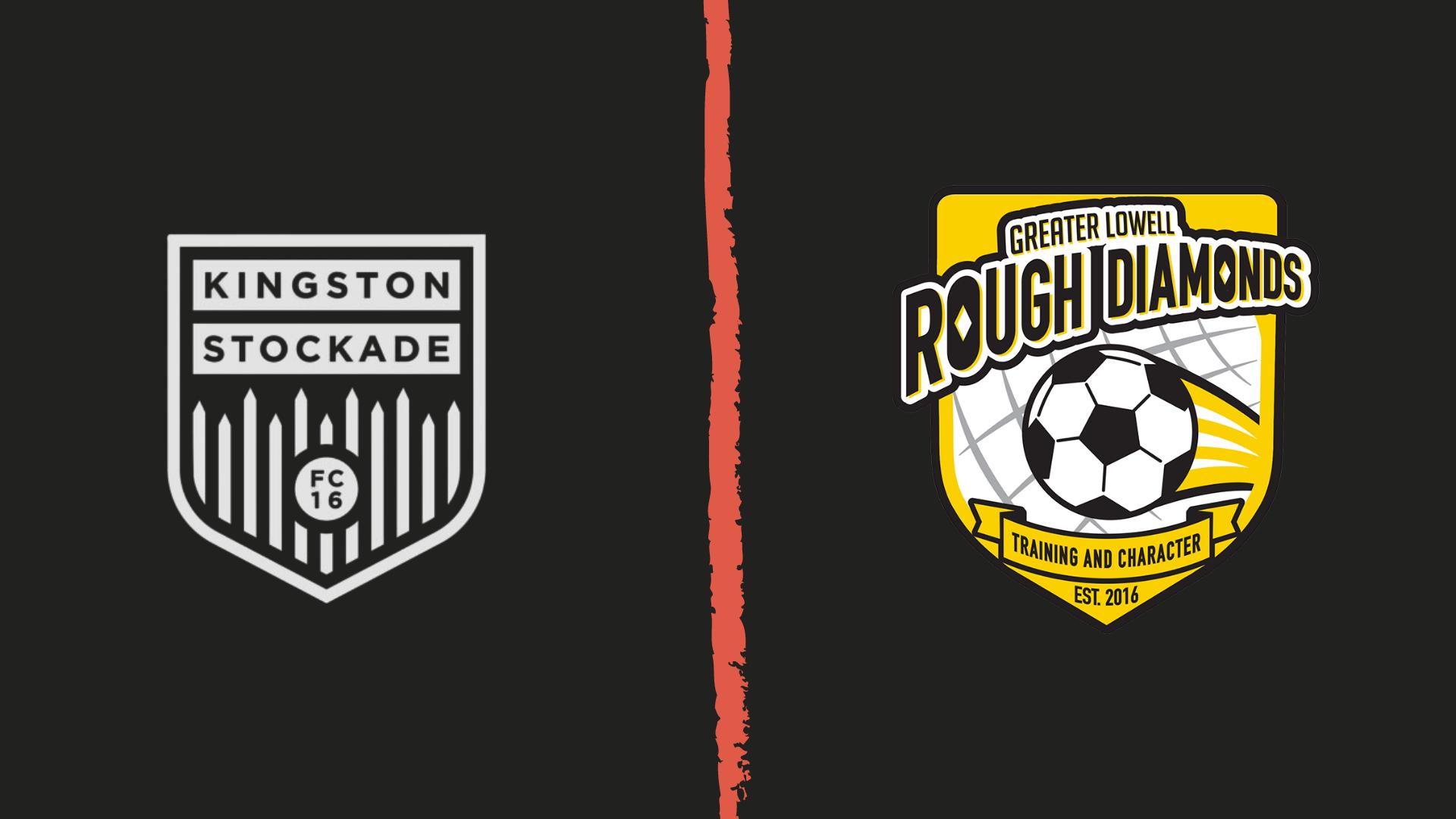 Kingston Stockade FC vs Rough Diamonds