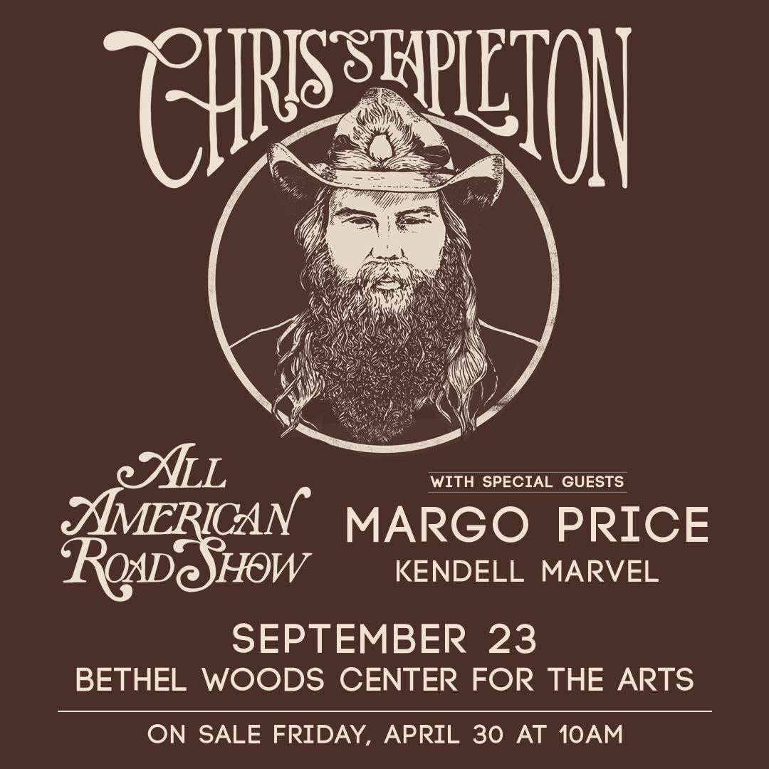 Chris Stapleton – Bethel Woods 9/23/21