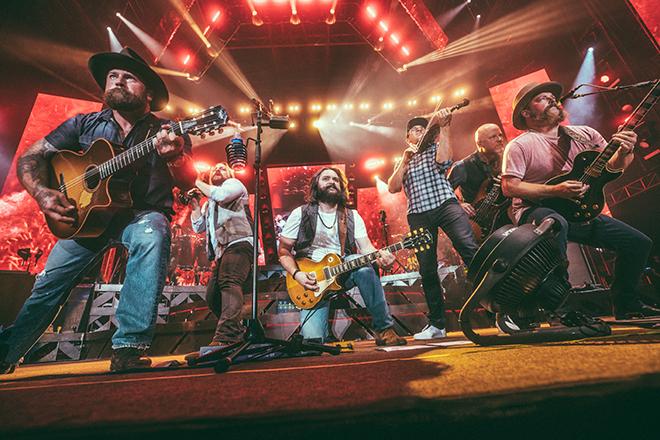 Zac Brown Band – The Comeback Tour