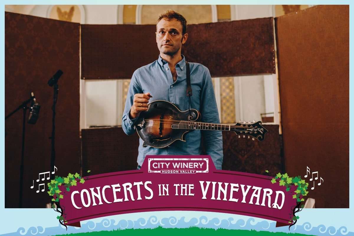 Chris Thile – June 27, 2021 – City Winery Hudson Valley
