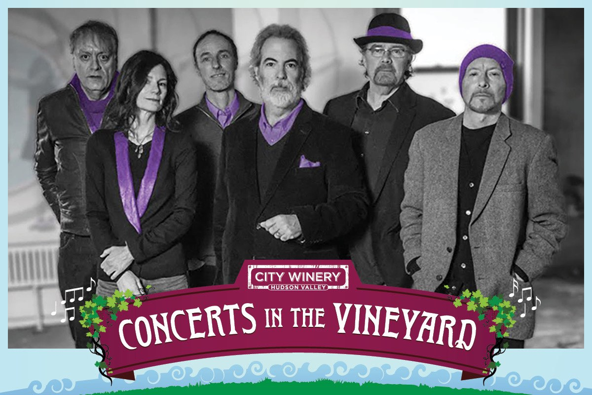 10,000 Maniacs – June 26, 2021 – City Winery Hudson Valley