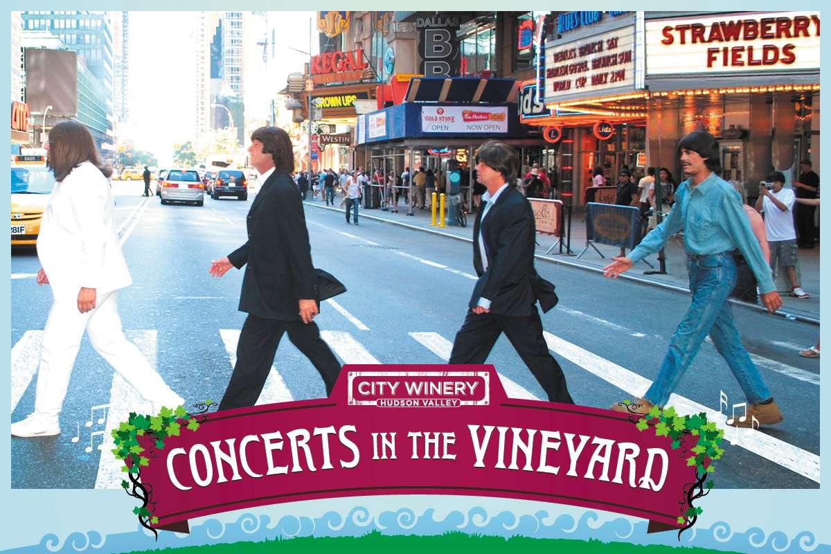 Strawberry Fields – July 3, 2021 – City Winery Hudson Valley