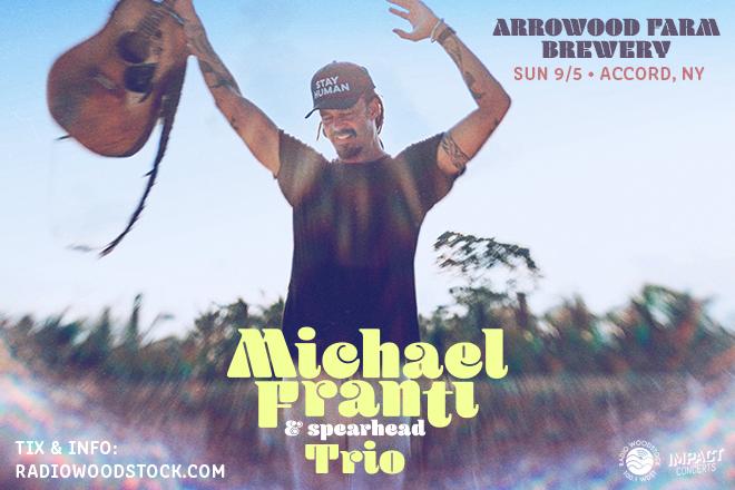 Michael Franti & Spearhead Trio