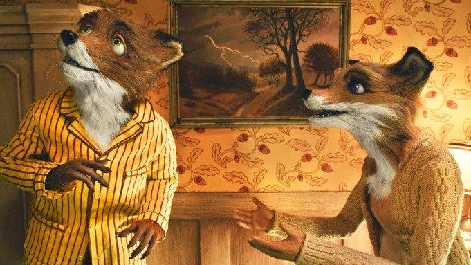 Upstate Films: Fantastic Mr. Fox