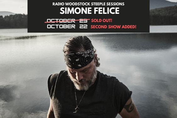 Radio Woodstock Steeple Sessions Simone Felice Second Show