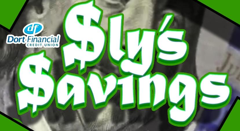 Win Sly's Savings!