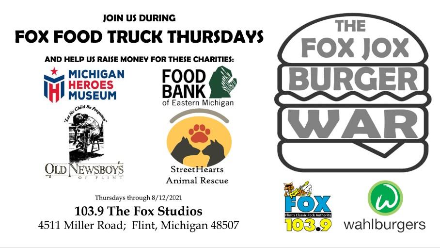 The Fox Jox Burger Wars