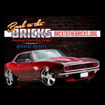 BACK TO THE BRICKS CAR CRUISE