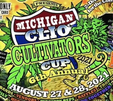 6th ANNUAL CLIO CULTIVATORS CUP