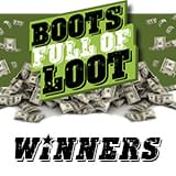 Who Walked Away with Boots and Loot?