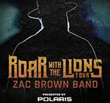 Zac Brown Band with Gregory Alan Isakov – Roar with the Lions Tour!