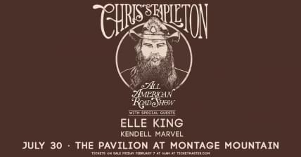 Chris Stapleton Tour